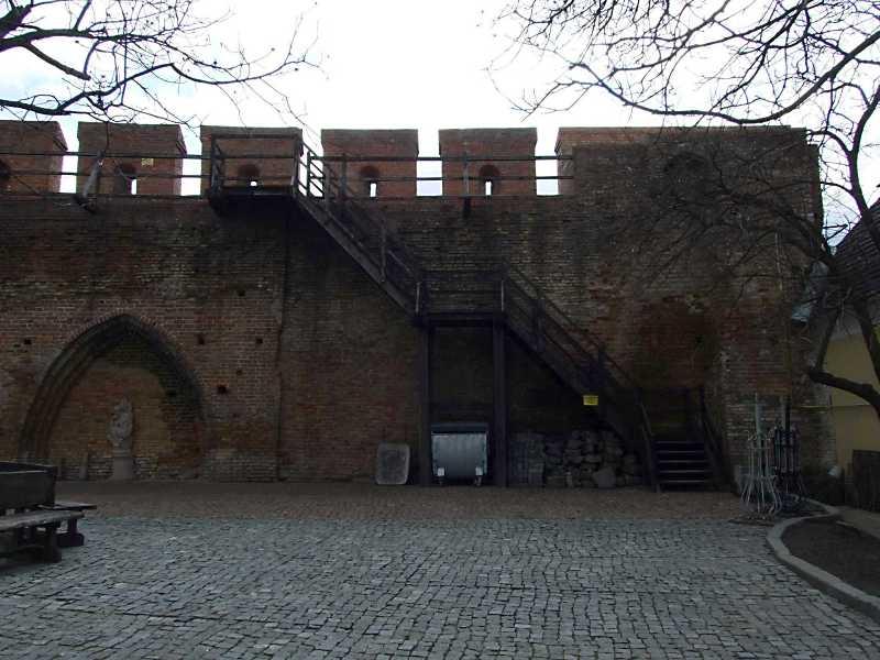 2012 р. Південний мур. Вигляд з півночі