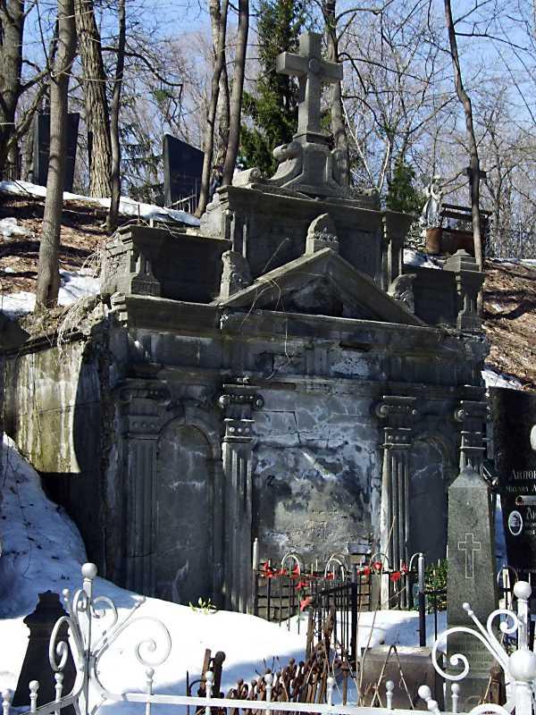 Гробниця без напису