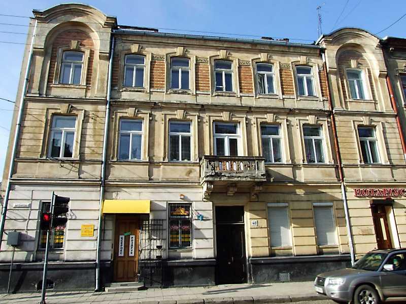 2013 р. Головний фасад