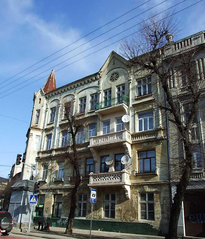 Житловий будинок (№ 1)