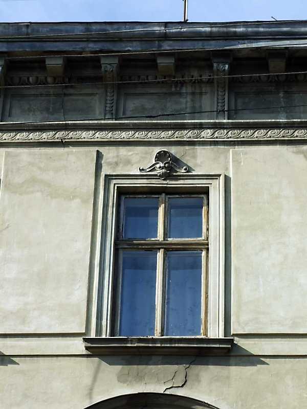 2013 р. Вікно 3-го поверху