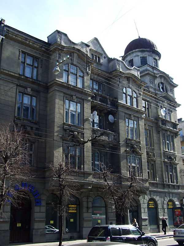 2013 р. Загальний вигляд з боку вул. Зеленої