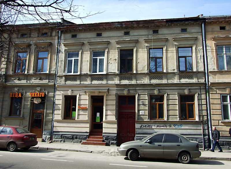 Житловий будинок (№ 40)