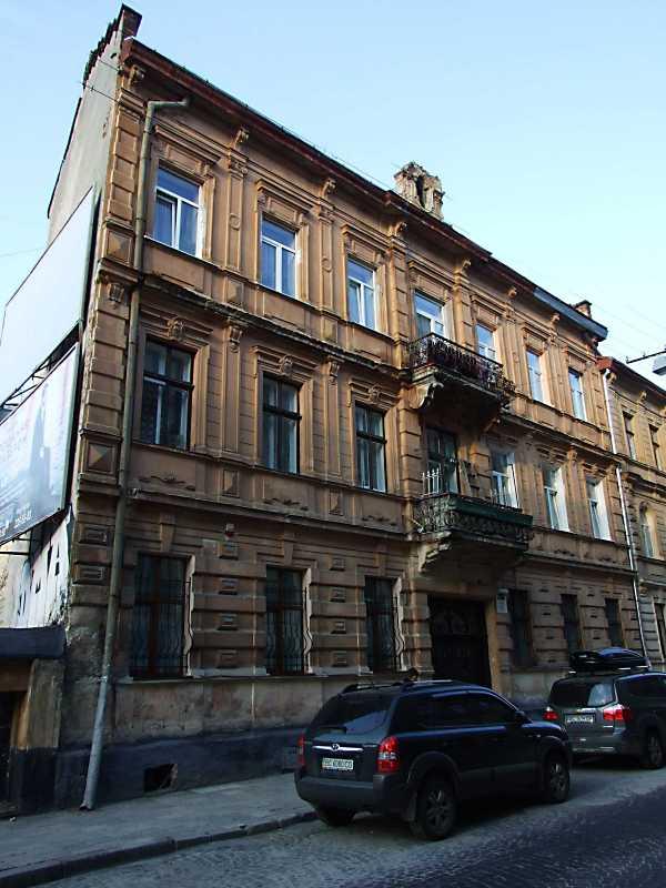 Житловий будинок (№ 17)