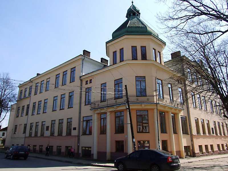 Українська гімназія (№ 19)