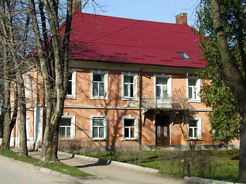 Будинок (№ 10)