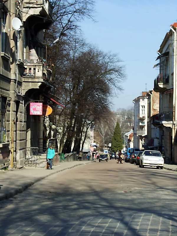 Нижанківського вул.