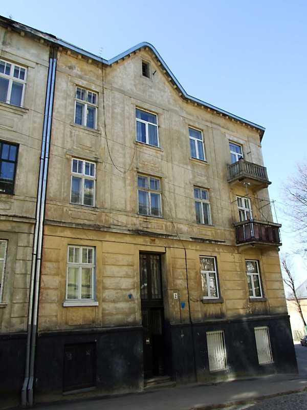 Житловий будинок (№ 2)