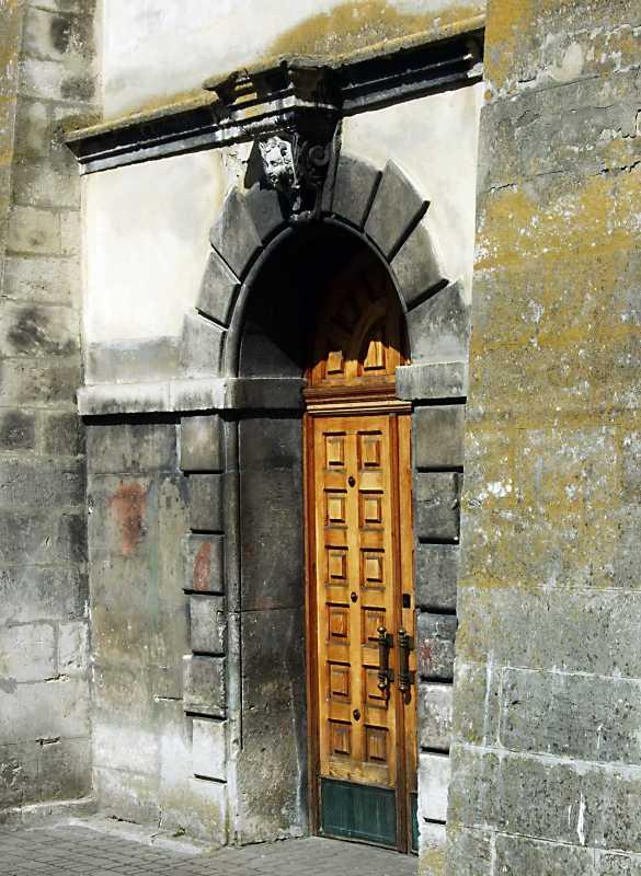 Південний портал башти. Вигляд з південного сходу