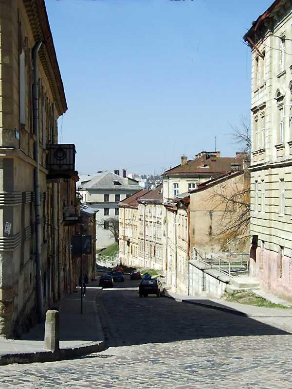 2013 р. Перспектива вул бул. Замкової