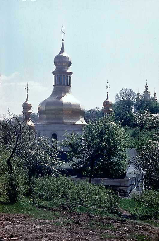 1986 р. Загальний вигляд з півночі