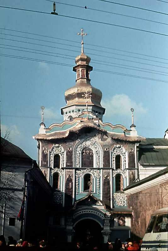 Надбрамна церква св.Трійці (№ 27)