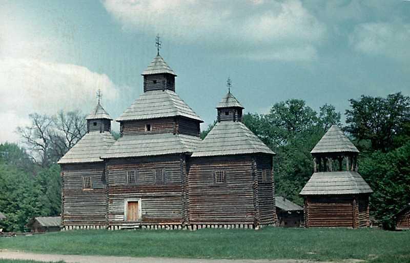 1983 р. Загальний вигляд з південного сходу