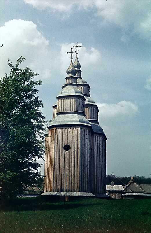 1977 р. Загальний вигляд зі cходу