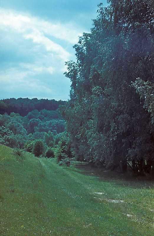 1978 р. Краєвид у Феофанії