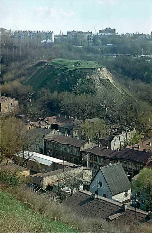 Гора Клинець