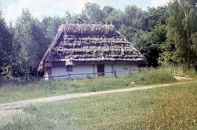 1977 р. Тиловий фасад